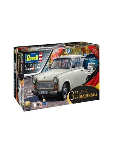 Revell  Maket Trabant Berlin Wall 07619 Renkli